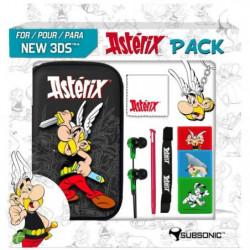 Pack d'accessoires Asterix Subsonic pour Nintendo New 3DS