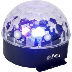 PARTY LIGHT & SOUND PARTY-ASTRO6 Effet de lumiere Astro à LE