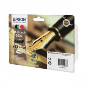 EPSON Cartouche 16XL - Noir et tricolore - 32.4ml