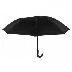 PERLETTI - Parapluie Mini Automatique - Noir