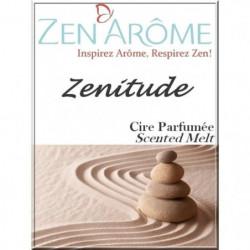 ZEN'AROME Cire Parfumée Zenitude - Parfum d'Ambiance - Pour
