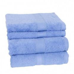 JULES CLARYSSE Lot de 2 serviettes 50x100 cm + 2 draps de ba