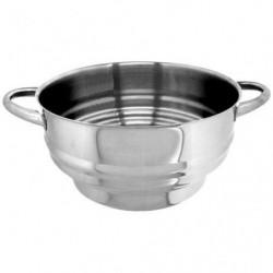 ARTAME Passoire cuit vapeur multi en inox - Ø 16-18-20-22-24