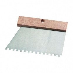 FARTOOLS Couteau a colle 185mm dents 6mm