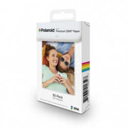 POLAROID Z2X330 Cartouche de Papier film Zink - Pack de 30 f