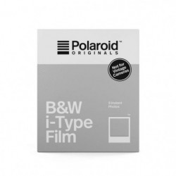 POLAROID ORIGINALS 4669 - Film noir et blanc pour Appareil i