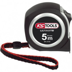 KS TOOLS Metre a ruban ULTIMATE magnétique, 5x25 mm