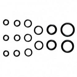 WIRQUIN Coffret de 15 joints toriques JVT1000C - 7 formats