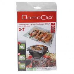 DOMOCLIP 2 blisters sachet de cuisson en papillotte spécial