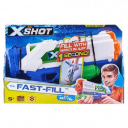 ZURU Pistolet a eau Xshot Fast Fill Soaker