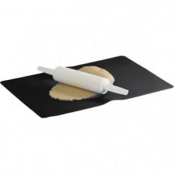 LURCH Tapis a pâtisserie- 40 x 60 cm - Noir