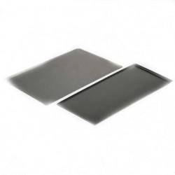 DE BUYER Plaque pâtissiere choc aluminium anti-adhesif