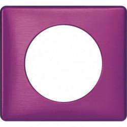 LEGRAND Celiane Plaque de finition 1 poste violet irisé