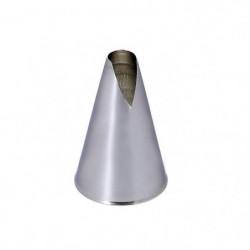 DE BUYER Douille pour St honoré - Inox - Diametre : 11 mm