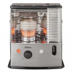 QLIMA R8224SC 2400 watts Poele a pétrole a meche - Double co