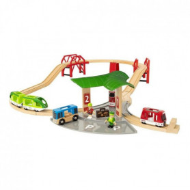 BRIO World  - 33627 - Circuit Gare