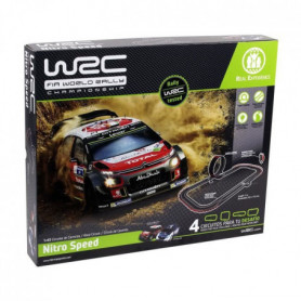 WRC Set 1/43 Nitro Speed - 5 m