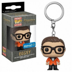 Porte-Clé Pocket Pop! Kingsman Services Secrets: Eggsy