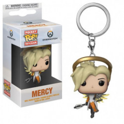Porte-clé Funko Pocket Pop! Overwatch: Mercy