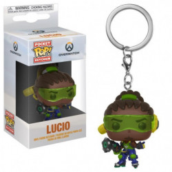 Porte-clé Funko Pocket Pop! Overwatch: Lucio