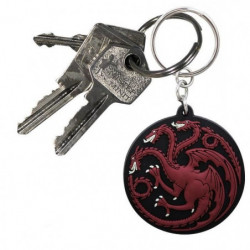 Porte-clés PVC Game Of Thrones - Targaryen - ABYstyle