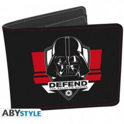 Pack Portefeuille + Porte-clés Star Wars - Dark Vador - ABYs