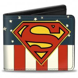 Porte-Feuille DC Comics: Superman Vintage