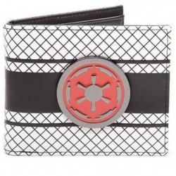 Portefeuille pliable Star Wars: Embleme de l'Empire Galactiq