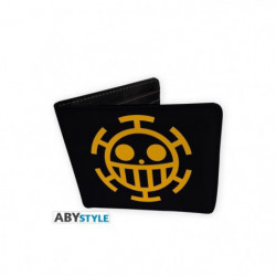 Portefeuille One Piece - Trafalgar Law - Vinyle - ABYstyle