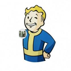 Pack de 2 crochets a manteau Fallout 76