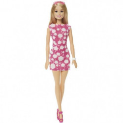 BARBIE - Poupée Fabulous Blitz - Robe Rose
