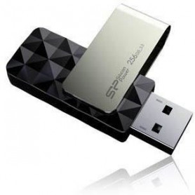 SILICON POWER Clé USB 3.0 - B30 - 256 GB - Noir