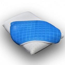 L'UNIVERS DE PAULINE Chaussette gel pour oreiller 40x60cm