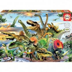 EDUCA  500 dinosaures