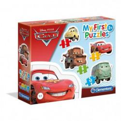 CARS - Mon Premier Puzzle 3-6-9-12 pieces