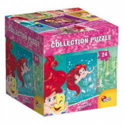 DISNEY PRINCESSES - puzzle Ariel