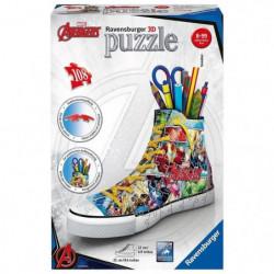 AVENGERS Puzzle 3D Sneaker 108 pcs