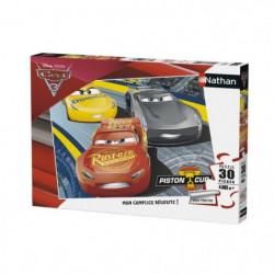 CARS Puzzle 30 pcs Flash McQueen et Cruz - Disney