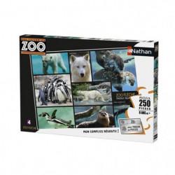 Puzzle Les Animaux du zoo