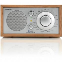 TIVOLI One Radio Bluetooth - Retro, Classic - Rouge et argen