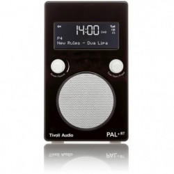 TIVOLI Radio numerique - FM, AM, Bluetooth, Classic - Noir