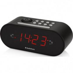 AUDIOSONIC CL-1496 Radio Réveil Projecteur - Réglage de la l