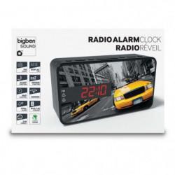 BIGBEN RR15TAXI Radio Réveil - Décor taxi