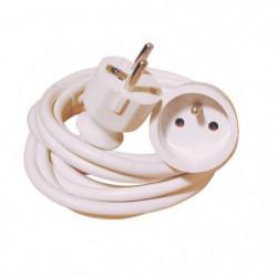 TEC HIT Rallonge électrique 16 à 5x1,5 mm² longueur 5 m