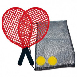 SPEEDMINTON Set Beachtennis