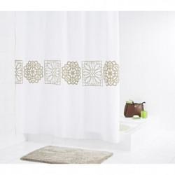 RIDDER Rideaux de douche textile - Tunis