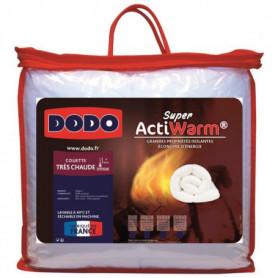 DODO Couette chaude 450g/m² SUPER ACTIWARM 200x200cm