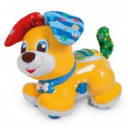 """CLEMENTONI Baby - Bibou, le chien qui fait """"Coucou !""""  - Jeu"""