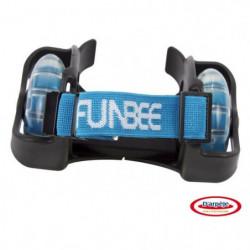 FUNBEE Roulettes Flashing wheels + DEEE Bleu