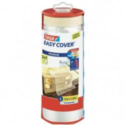 TESA Ruban de masquage avec film + Easy Cover Premium L  (bâ